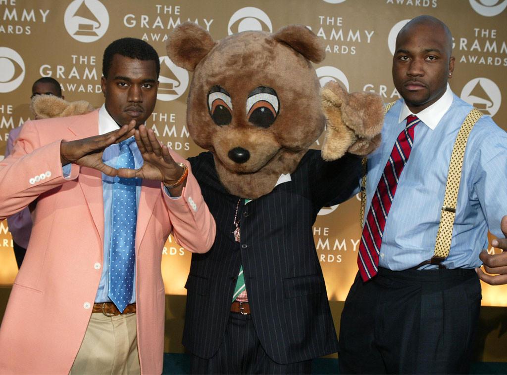 Kanye West, Early 2000s Fashion, Grammys