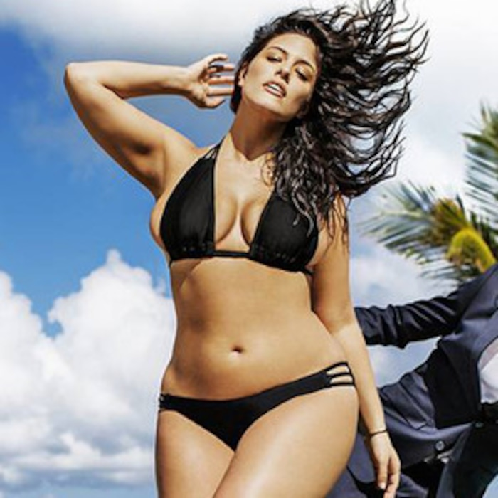 917640e4635 Sports Illustrated Swimsuit Issue Features First Plus-Size Model ...