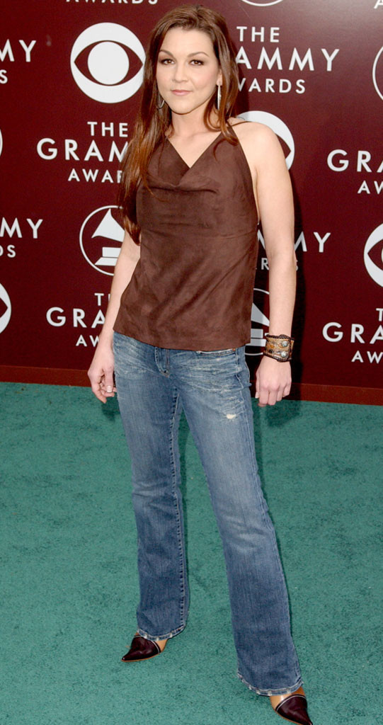 Gretchen Wilson, Early 2000s Fashion, Grammys