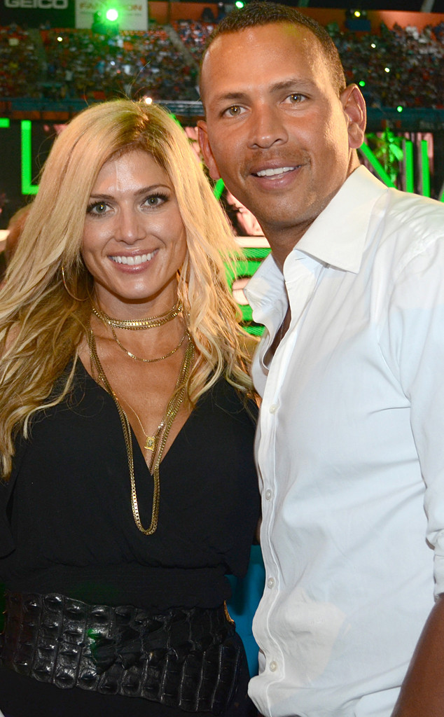Torrie Wilson, Alex Rodriguez, Fight Night