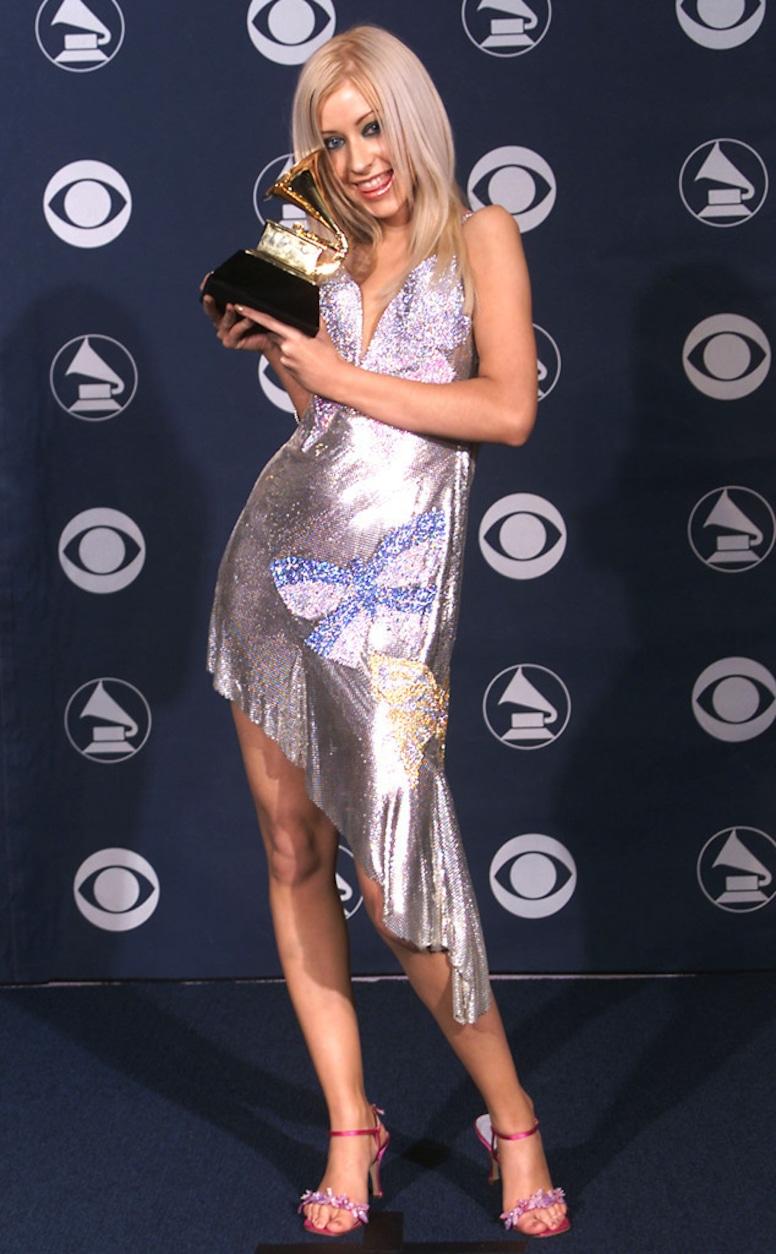 Christina Aguilera, 2000 Grammy Awards