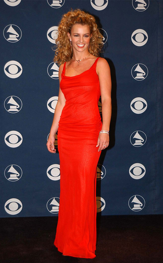 Flashback 29 Photos Of Celebs In Early 2000s Grammys Fashion E Online Ca