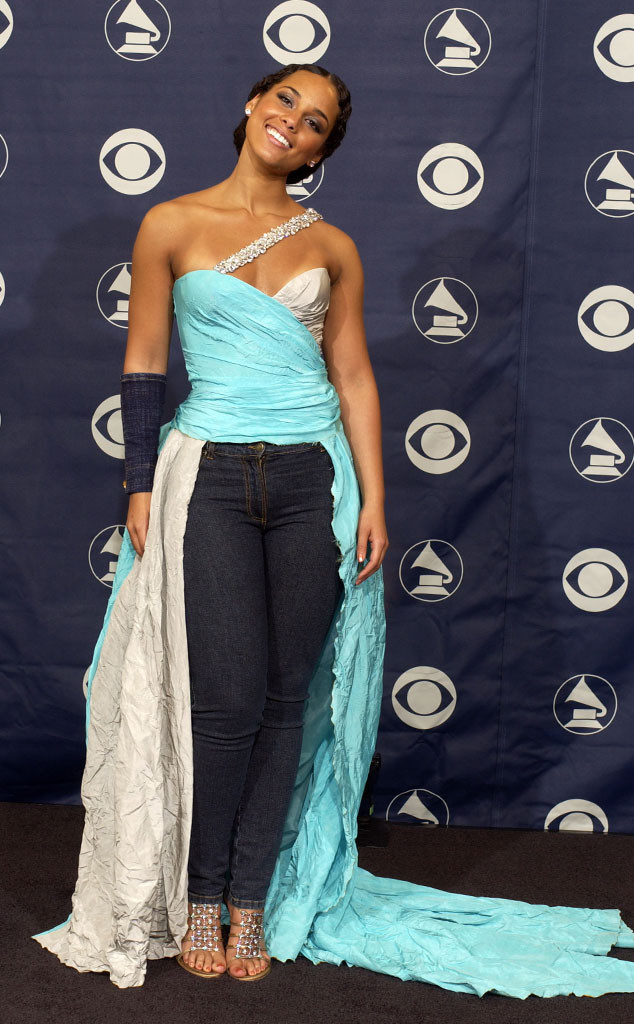 Alicia Keys, Early 2000s Fashion, Grammys