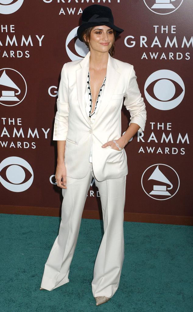 Penelope Cruz, Early 2000s Fashion, Grammys
