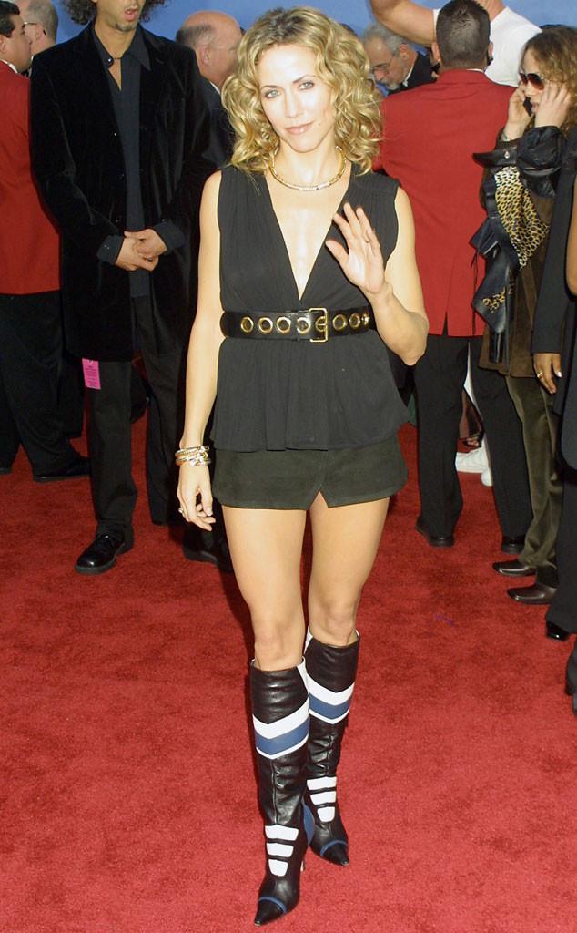 Sheryl Crow, Early 2000s Fashion, Grammys