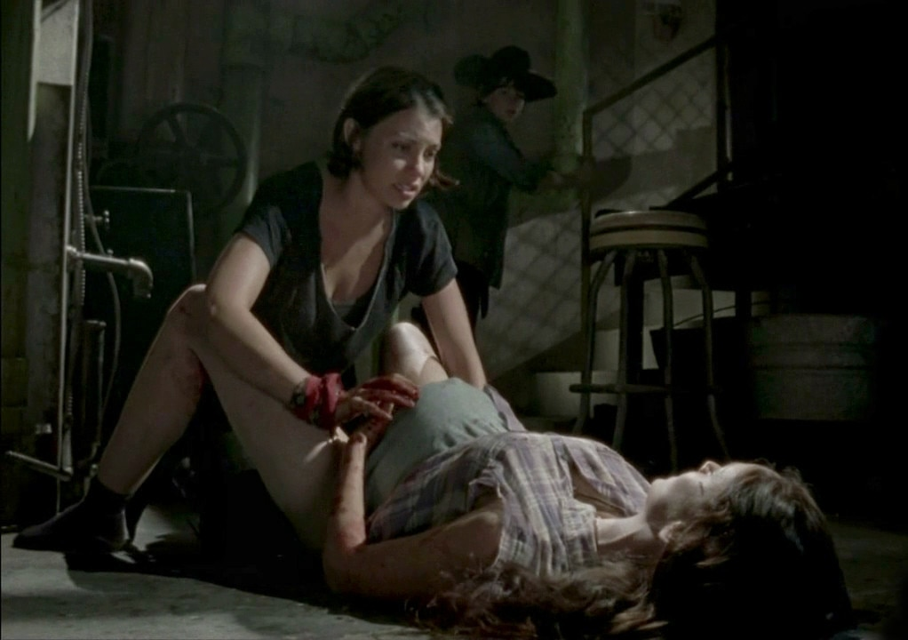 Walking Dead Girls Naked