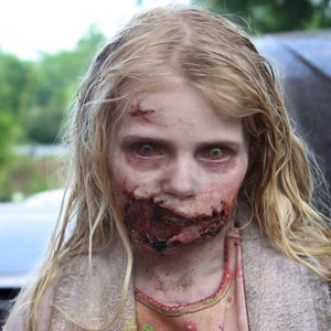 The Walking Dead, Death Gallery, Summer, Addy Miller