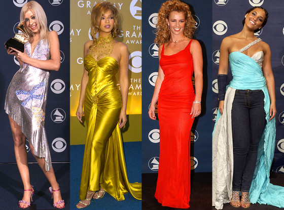 Early 2000s Fashion, Grammys