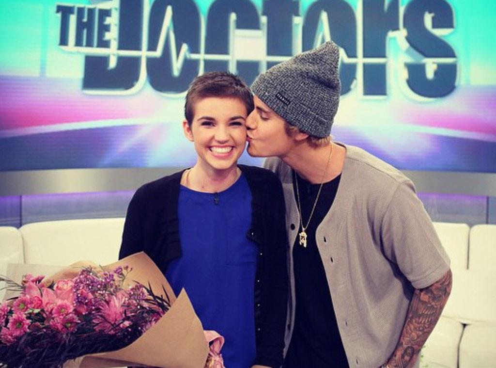 Justin Bieber, Kilee, The Doctors