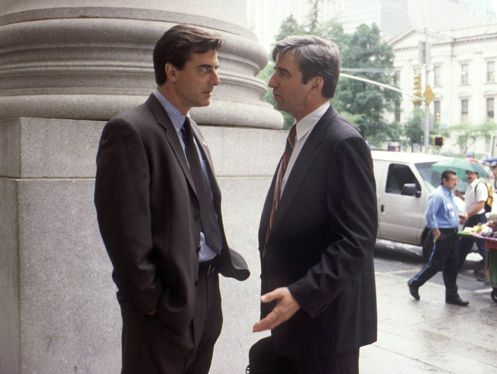 Law and Order, Chris Noth, Sam Waterston