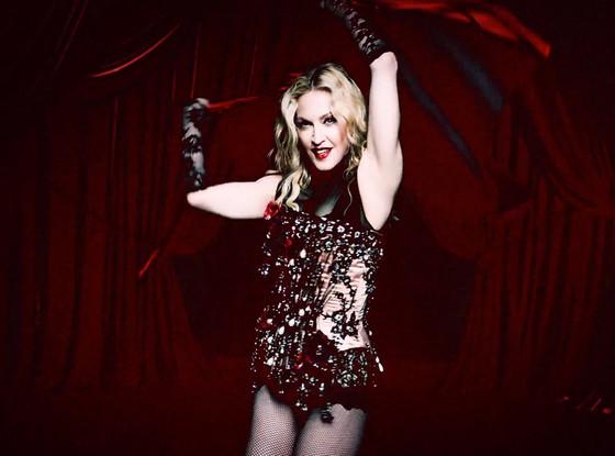Madonna, Living For Love