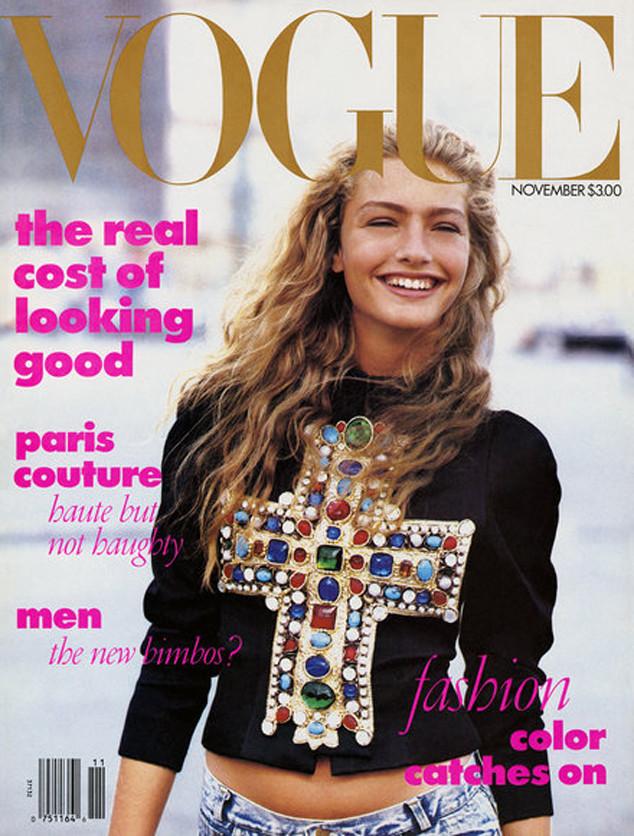 Vogue Magazine, November 1988