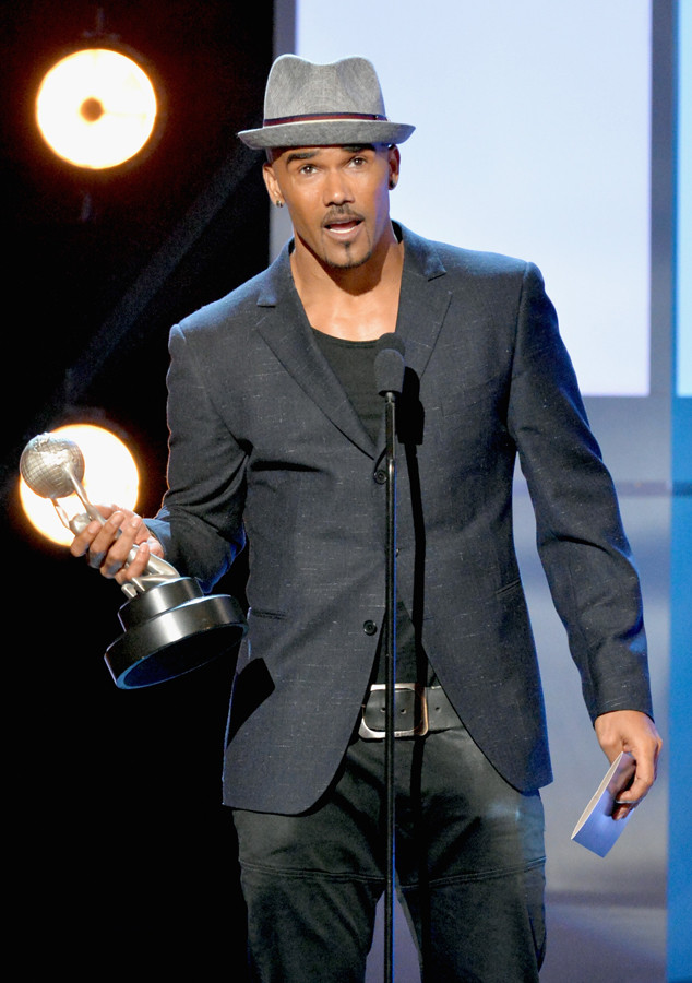 Shemar Moore, NAACP Image Awards
