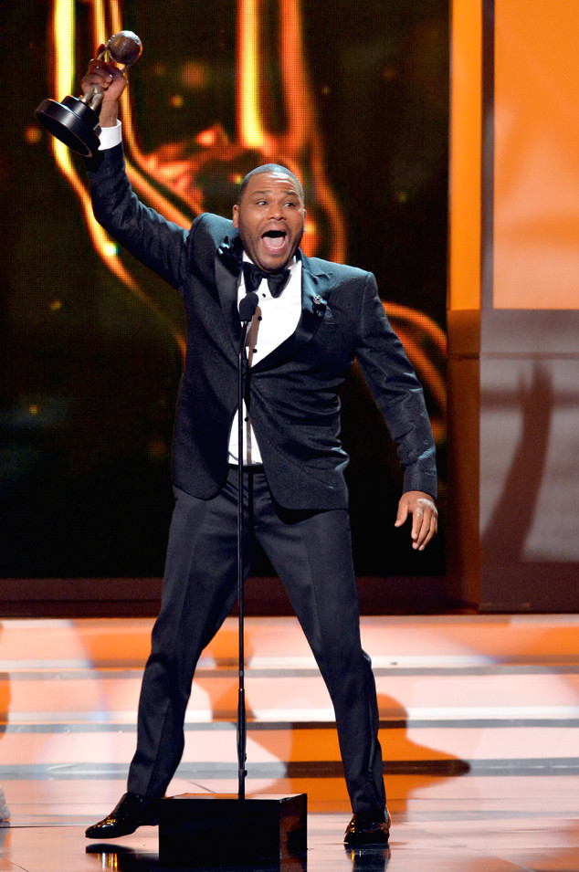 Anthony Anderson, NAACP Image Awards