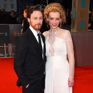 James McAvoy, Anne Marie Duff, British Academy Film Awards
