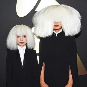 Maddie Ziegler, Sia, Grammy Awards