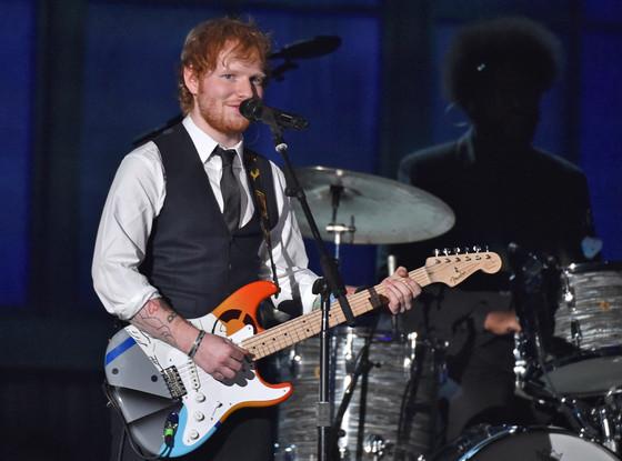 Ed Sheeran, Grammy Awards, Performance