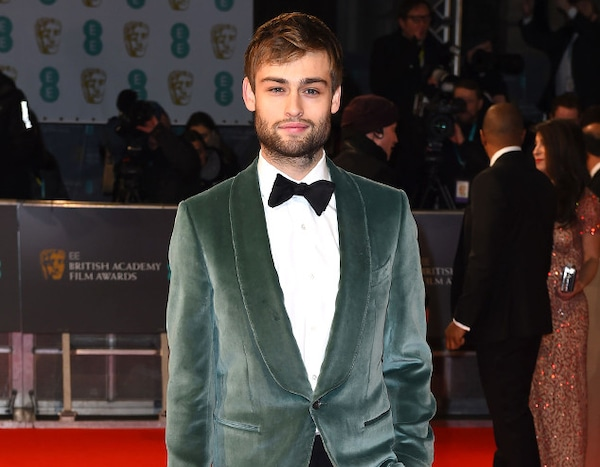 Douglas Booth from 2015 BAFTA Film Awards: Red Carpet ...