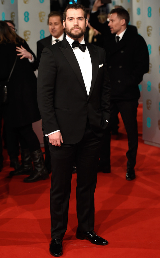 Henry Cavill, British Academy Film Awards