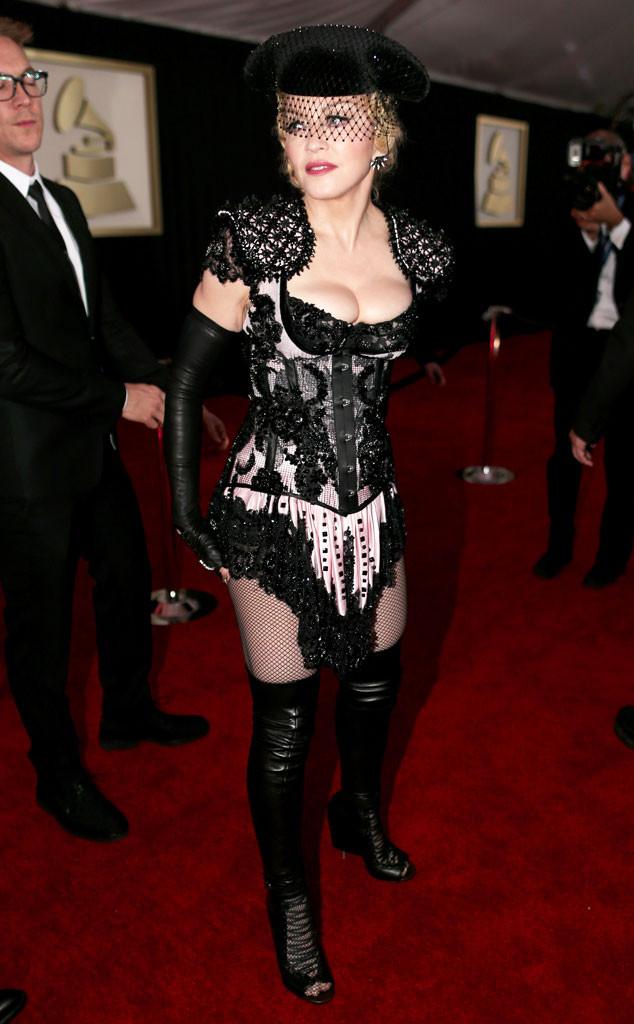 Madonna, Grammy Awards, Not for Widget