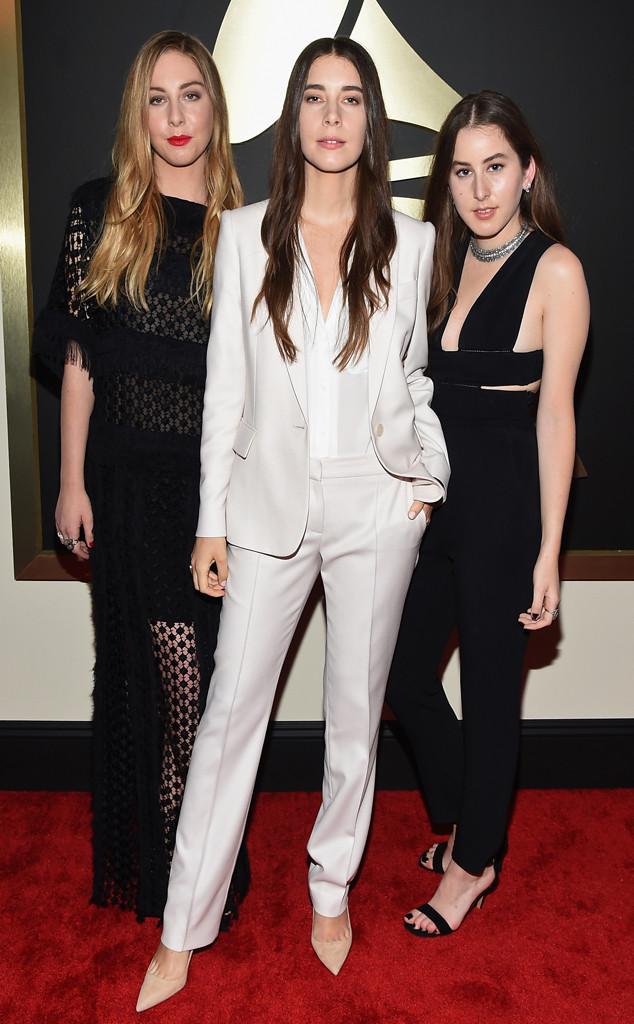 Este Haim, Danielle Haim, Alana Haim, Haim, Grammy Awards