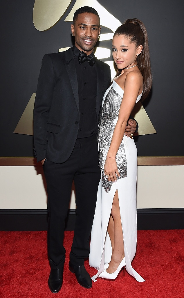 Is ariana grande dating someone at work