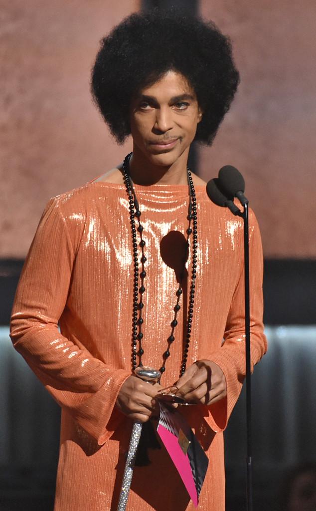 Prince, Grammy Awards