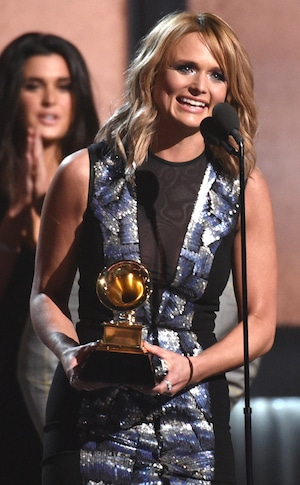 Miranda Lambert, Grammy Awards, Winner
