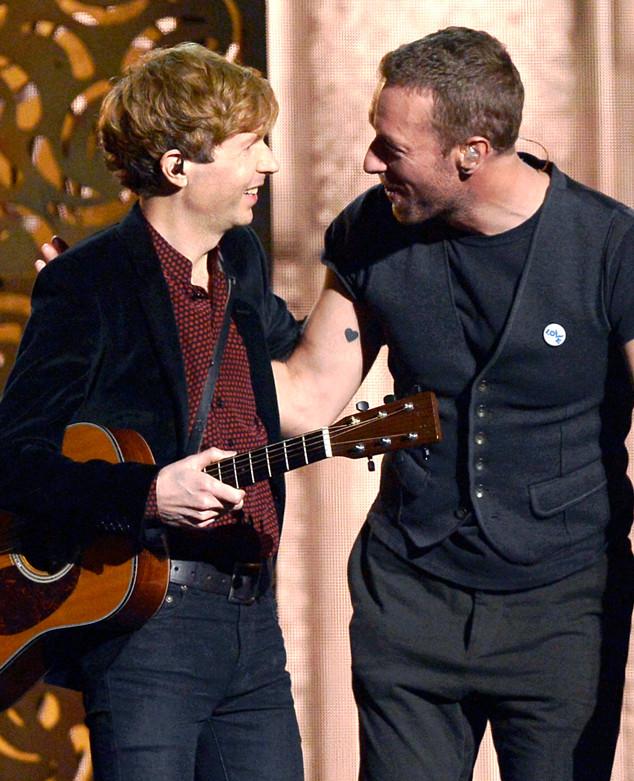 Beck, Chris Martin, Grammy Awards
