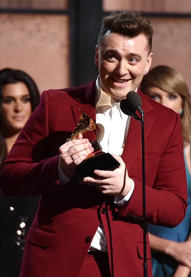 Sam Smith, 2015, Grammy Awards, Winner