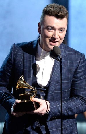 Sam Smith, Grammy Awards, Winner