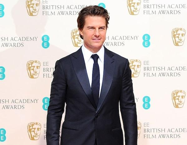 Tom Cruise from 2015 BAFTA Film Awards: Red Carpet ...