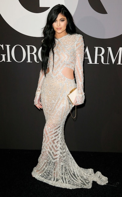 Kylie Jenner, Grammys After-Party