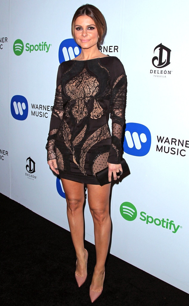 Maria Menounos, Grammys After-Party