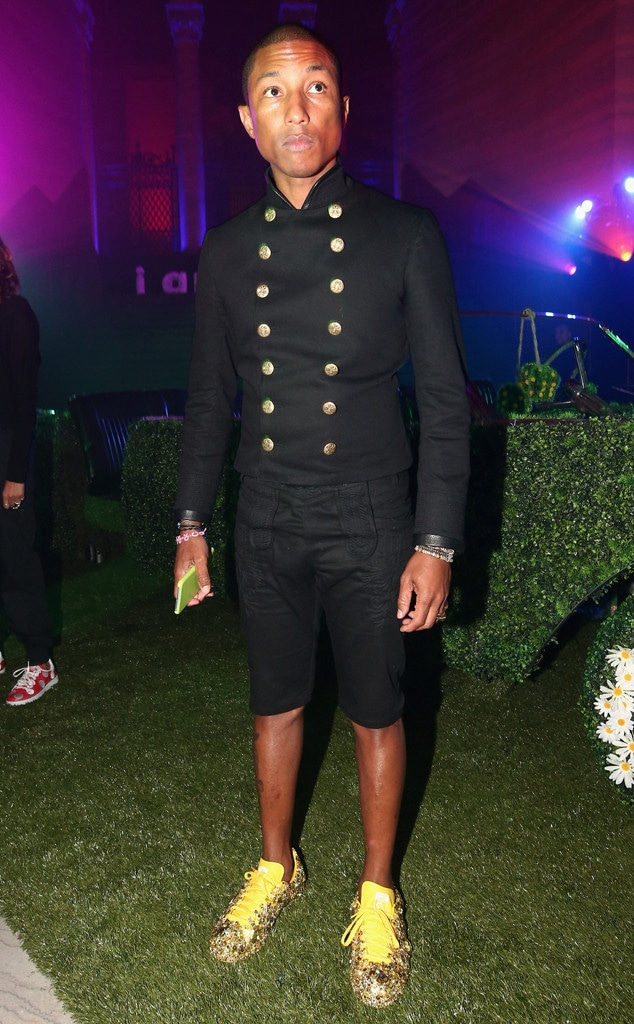 Pharrell Williams, Grammys After-Party