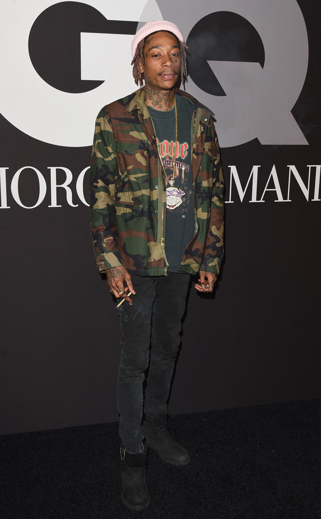 Wiz Khalifa, Grammys After-Party