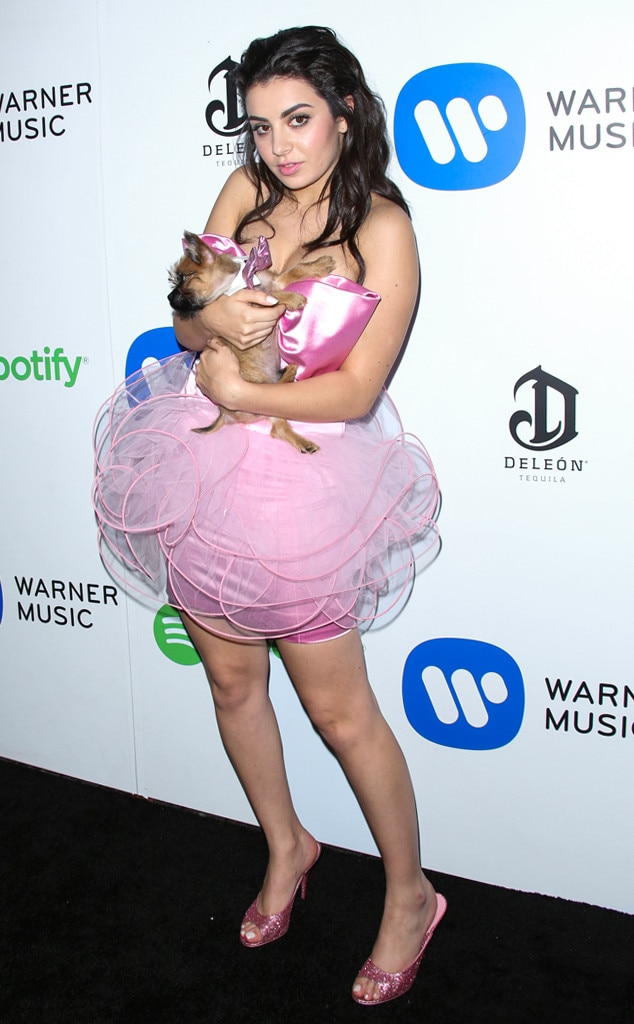 Charli XCX, Grammys After-Party
