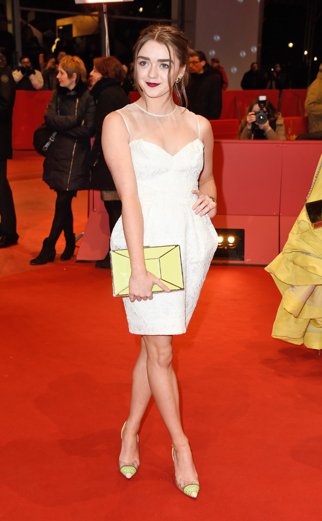 Maisie Williams, Berlinale International Film Festival