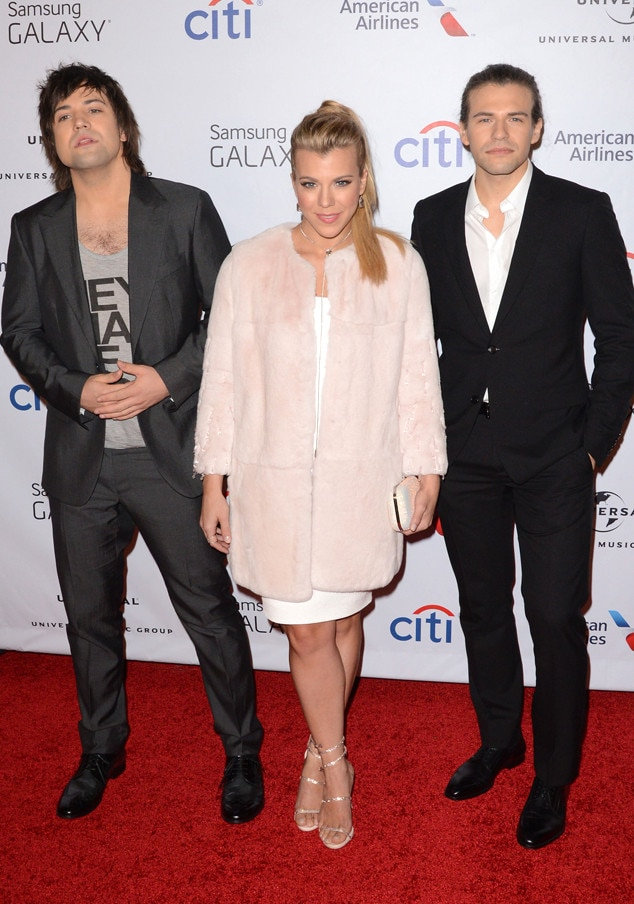 Neil Perry, Kimberly Perry, Reid Perry, The Band Perry, Grammys After-Party