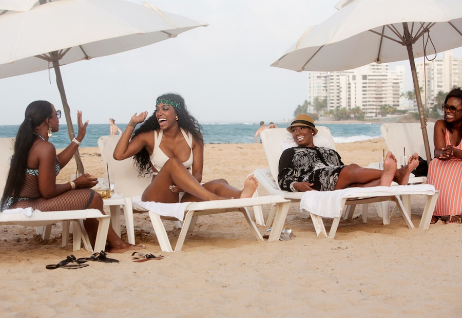 Real Housewives Trips, Atlanta, South Africa, Anguilla