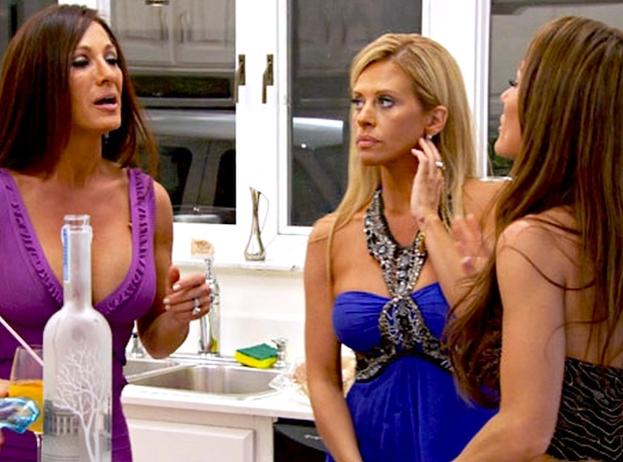 Real Housewives Trips, NJ, Florida