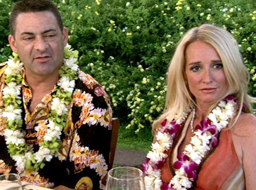 Real Housewives Trips, BH, Hawaii