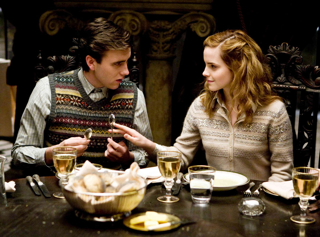 Matthew Lewis, Emma Watson, Harry Potter and the Half-Blood Prince