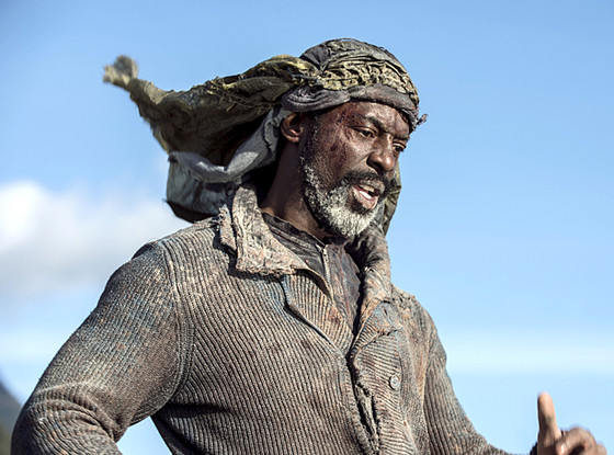 The 100, Isaiah Washington
