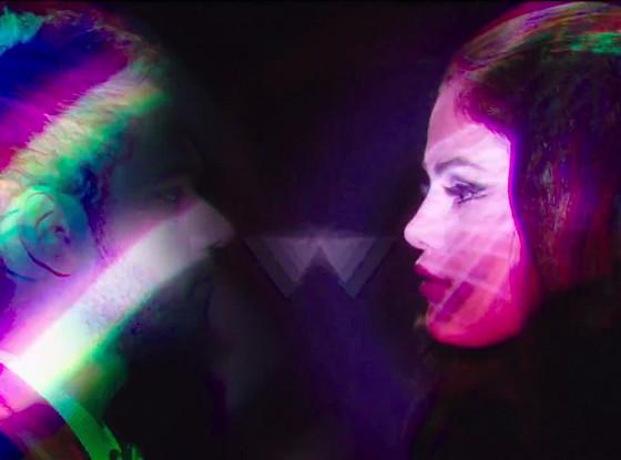 Zedd Music Video, Selena Gomez