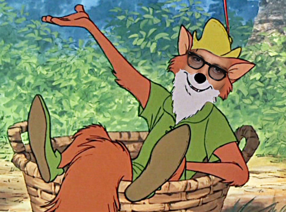 Johnny Depp, Disney Characters