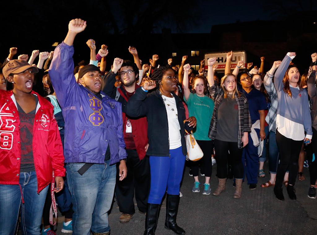 University of Oklahoma, Rally