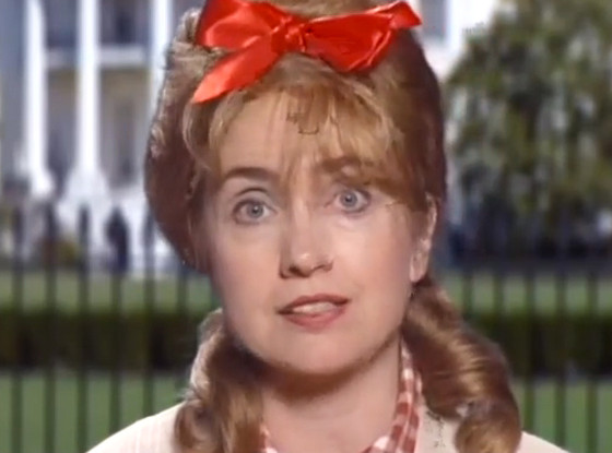What Emails Hillary Clinton Once Starred In An Epic Forrest Gump