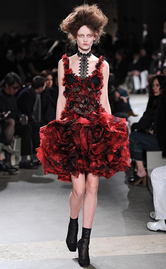 Alexander McQueen, Best Looks, Paris Fashion Week