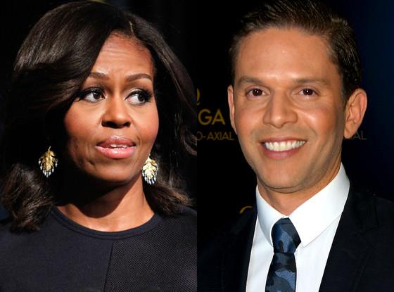 Michelle Obama, Rodner Figueroa
